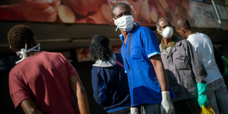 Ο κορωνοϊός «κατακτά» και την Αφρική -2.650 κρούσματα, 49 θάνατοι