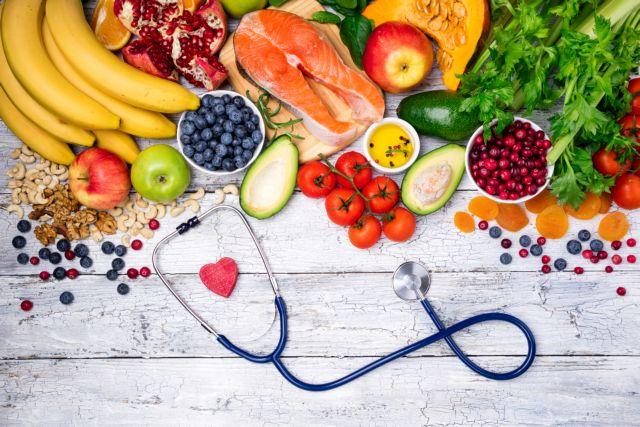 Μεσογειακή και μοναστηριακή διατροφή