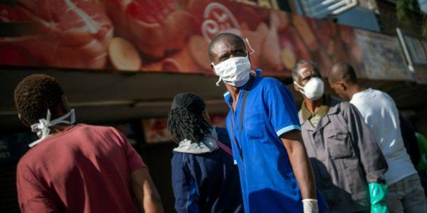 Κορωνοϊός: Δεύτερος θάνατος στη Νότια Αφρική, επτά στον Παναμά