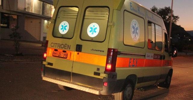 Σε κρίσιμη κατάσταση νοσηλεύεται Καρδιτσιώτης γιατρός που έπεσε σε αρδευτικό αυλάκι