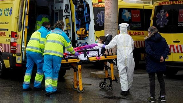 Κορονοϊός - Ισπανία: Νέο θλιβερό ρεκόρ. Ξεπέρασαν τους 9.000 οι νεκροί
