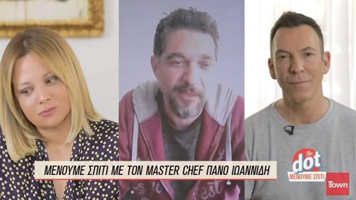 Masterchef -Πάνος Ιωαννίδης: Ένιωσα αγωνία & φόβο μήπως έχω κορονοϊό - Τι θα γίνει με τα γυρίσματα