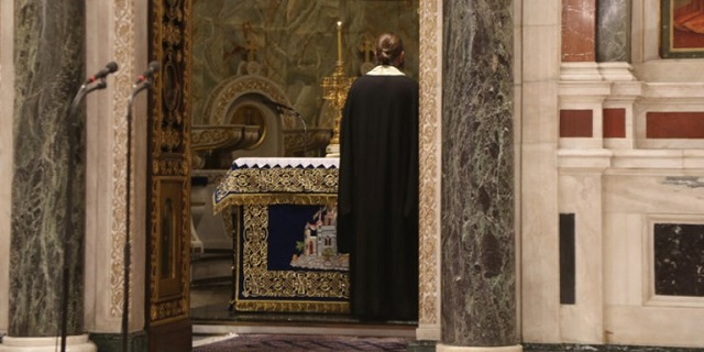 Πώς θα λειτουργήσουν οι εκκλησίες το Πάσχα -Η υπουργική απόφαση