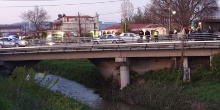 Τρίκαλα: Εντοπίστηκε νεκρή γυναίκα στο Ληθαίο ποταμό