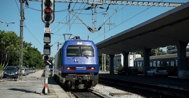 Αναβάθμιση της σιδηροδρομικής γραμμής Λάρισα – Βόλος