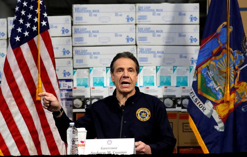 Είπαν στον κυβερνήτη της Νέας Υόρκης ότι σκ@@α σημαίνει τίποτα κι έγινε… viral