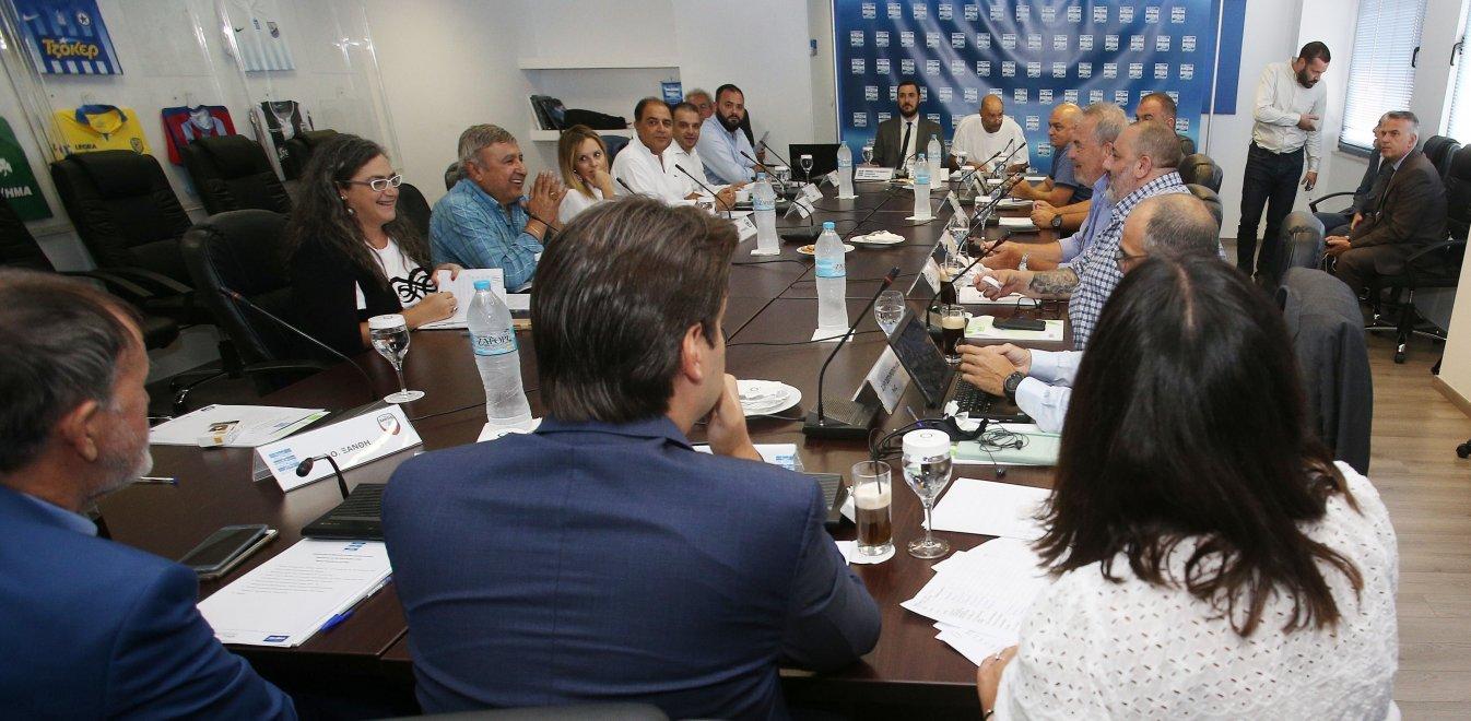 Την Τετάρτη η τηλεδιάσκεψη της Super League λόγω πρωθυπουργικού διαγγέλματος
