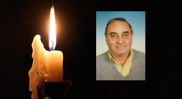 Κηδεία ΓΕΩΡΓΙΟΥ ΧΡΥΣΟΜΑΛΛΟΥ