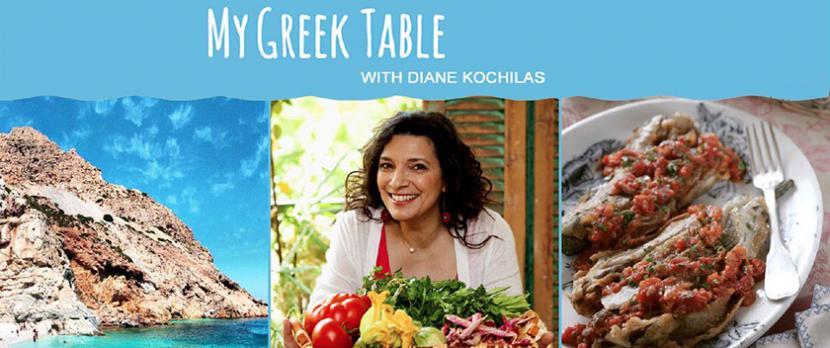 Το «Ελληνικό Τραπέζι» επιστρέφει στη δημόσια τηλεόραση των ΗΠΑ