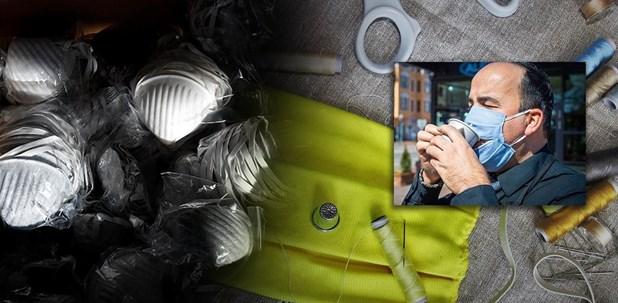 Ο Τρικαλινός ομογενής που έβαλε φερμουάρ στη μάσκα και την έστειλε στη Μέρκελ [βίντεο]