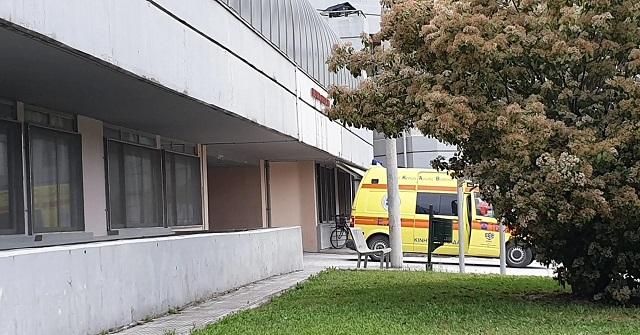 Στο Νοσοκομείο Τρικαλινή μετά από κατάποση χαπιών