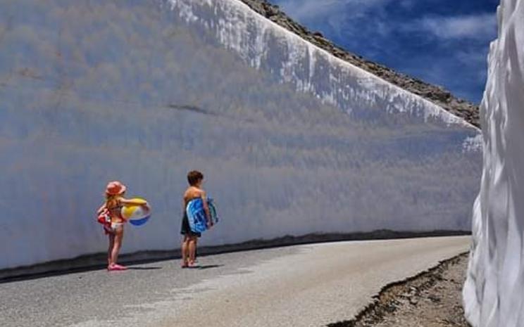 Κρήτη:«Μπαμπά, νομίζω ότι κάναμε κάποιο λάθος!» - H φωτογραφία που έγινε viral