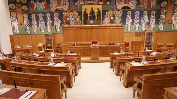 Η Εκκλησία αδειάζει τον Αμβρόσιο: Μόνο η Ιερά Σύνοδος αφορίζει