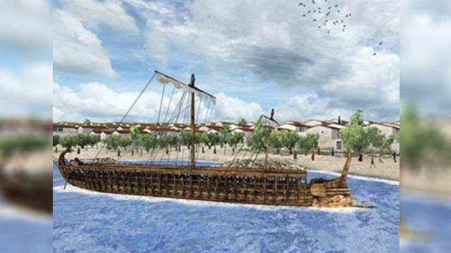 Η Ναυμαχία της Σαλαμίνας «ζωντανεύει» από το Ιδρυμα Μείζονος Ελληνισμού