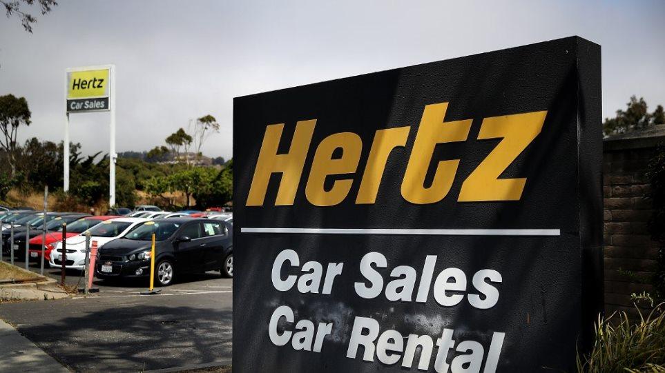 Κορωνοϊός: Η εταιρεία Hertz κήρυξε πτώχευση στις ΗΠΑ και τον Καναδά