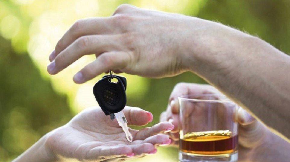 Τέλος η οδήγηση για τους μεθυσμένους–Ισόβια στους πιωμένους…