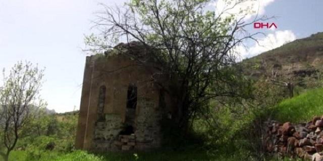 Λεηλασία ελληνικής εκκλησίας στον Πόντο -Κοινοβουλευτική ερώτηση
