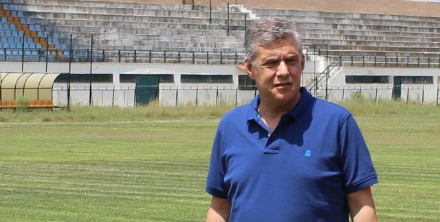 Νέες κερκίδες στο αθλητικό κέντρο της Σούρπης