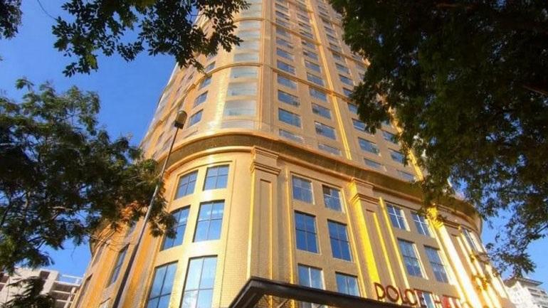 Το πρώτο ξενοδοχείο από χρυσό 24 καρατίων