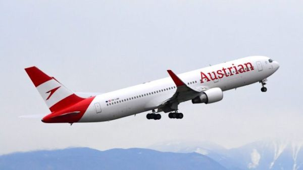 Ζεσταίνει μηχανές η Austrian Airlines