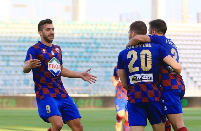 Πρώτη νίκη ο ΝΠΣ Βόλος στα play out κέρδισε 1-0 την Ξάνθη