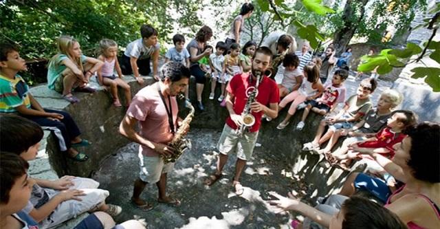 Μελωδικές πινελιές το καλοκαίρι στον Αγιο Λαυρέντιο