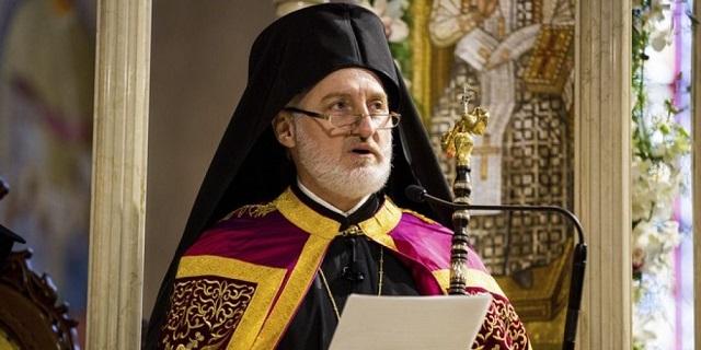 Αρχιεπίσκοπος Ελπιδοφόρος: Ανησυχώ για την ένταση με την Τουρκία