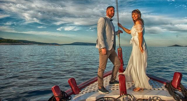Γάμοι εν πλω στην Αλόννησο! [photos]