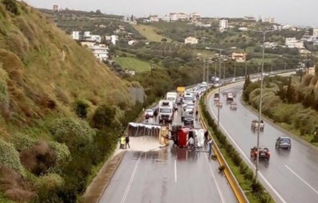 Οι πιο επικίνδυνοι δρόμοι στην Ελλάδα σύμφωνα με το ΙΟΑΣ