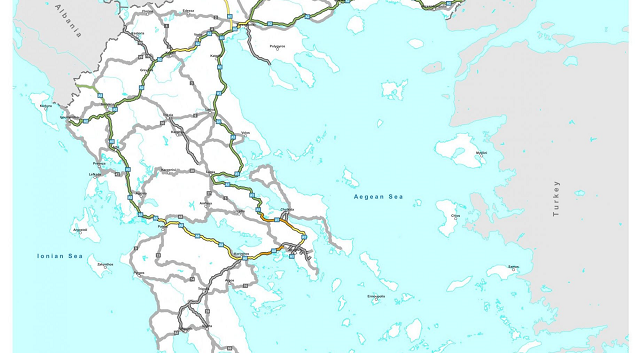 Αυτοκινητόδρομος Αιγαίου: «Εξαιρετικά ασφαλής σε ολόκληρο το μήκος του»