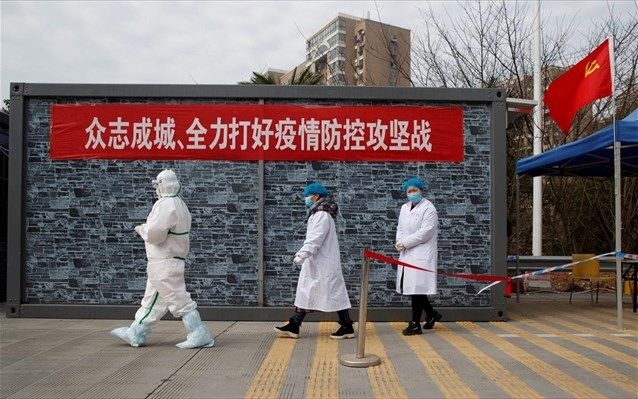 Αποκάλυψη: Η Κίνα είχε βρει το 2013 στέλεχος κορωνοιού σχεδόν ίδιο με τον Covid-19 σε ορυχείο