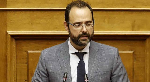 Μαραβέγιας: Θράσος του ΣΥΡΙΖΑ να αντιδρά στο νομοσχέδιο για τις δημόσιες συναθροίσεις