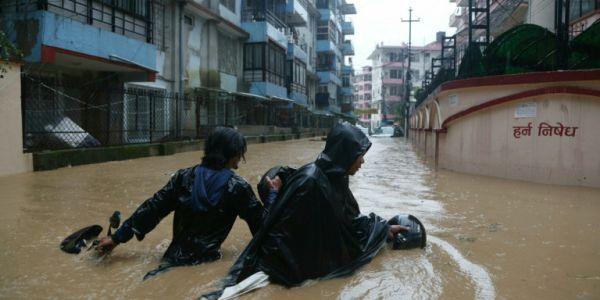Νεπάλ: Τουλάχιστον 40 νεκροί από τις ισχυρές βροχοπτώσεις
