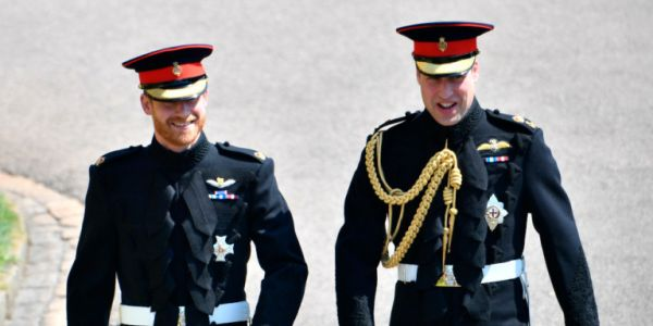 Τα «σπάνε» πρίγκιπας Χάρι και πρίγκιπας Γουίλιαμ - Πώς μοίρασαν έσοδα που προέρχονται από την Νταϊάνα