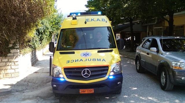 40χρονος βρέθηκε νεκρός σε παγκάκι στη Λάρισα