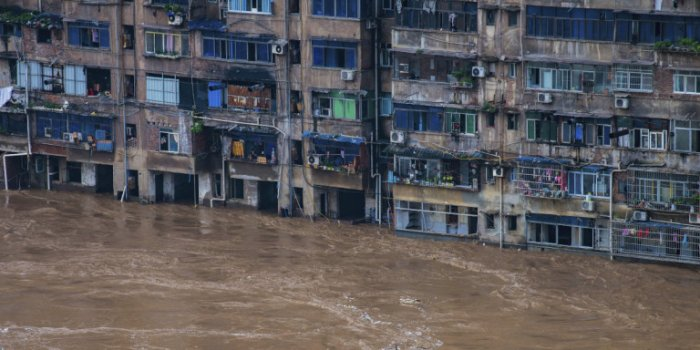 Κίνα: Φονικές πλημμύρες με 140 νεκρούς -Οι σφοδρότερες βροχοπτώσεις των τελευταίων 60 ετών