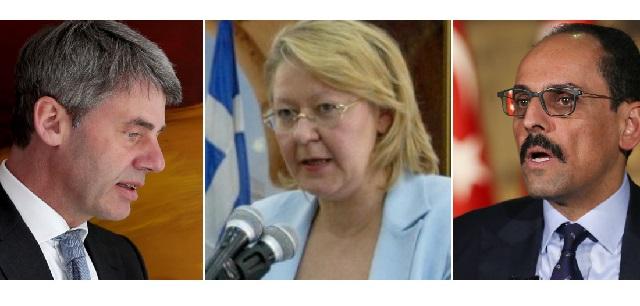 Η τριμερής συνάντηση Ελλάδας-Γερμανίας-Τουρκίας στο Βερολίνο -Τι συζητήθηκε