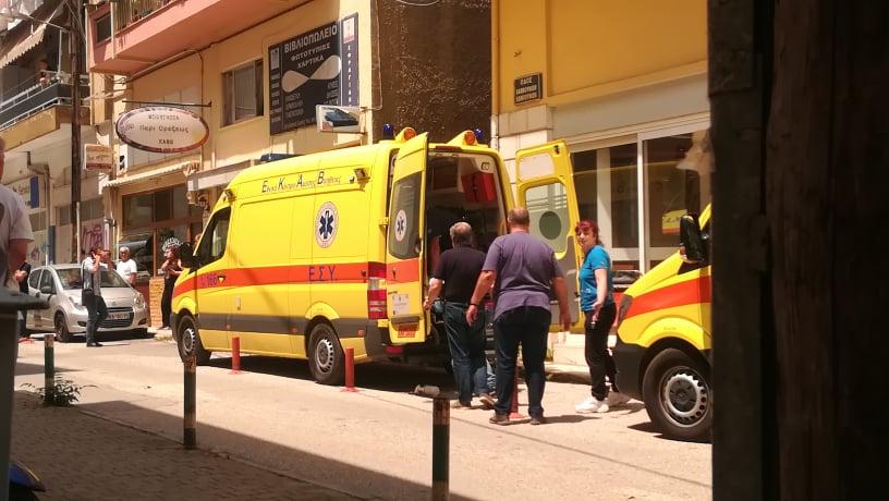 Επίθεση με τσεκούρι σε εφορία στην Κοζάνη - 4 τραυματίες, ένας σοβαρά
