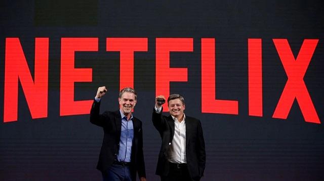 Τεντ Σαράντος: Ποιος είναι ο 56χρονος Ελληνοαμερικάνος από τη Σάμο στο τιμόνι του Netflix