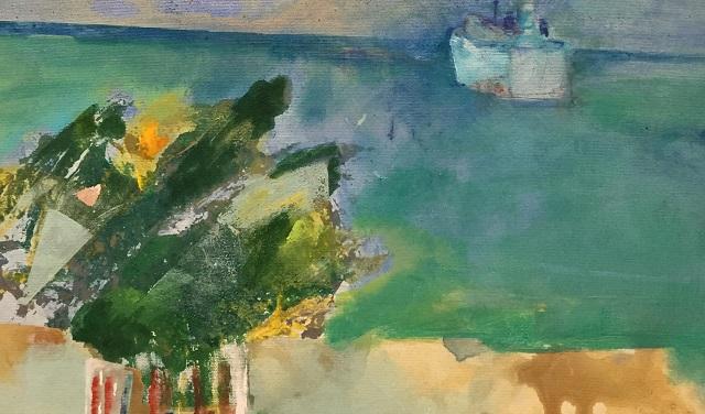 Ομαδική έκθεση διακεκριμένων ζωγράφων στον Χώρο Τέχνης «δ.»