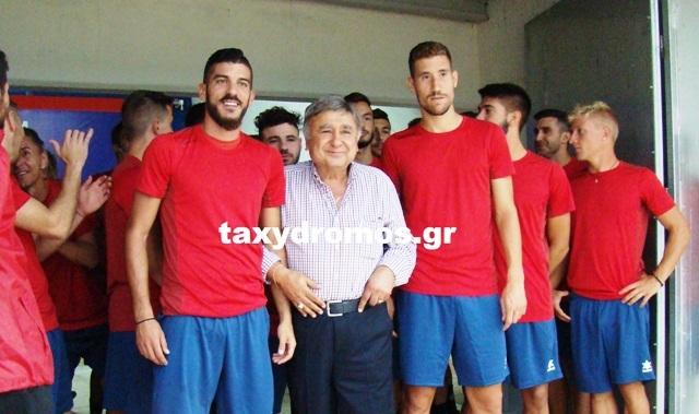 Παραιτήθηκε ο Γιώργος Σπυριδόπουλος