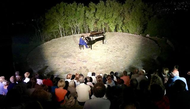 Η μουσική συναντά τη φύση στον Αγιο Γεώργιο Νηλείας