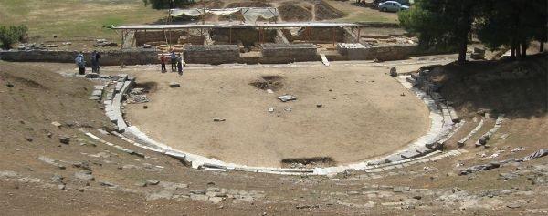 Οι «Βάκχες» του Ευριπίδη στο αρχαίο θέατρο Δημητριάδος