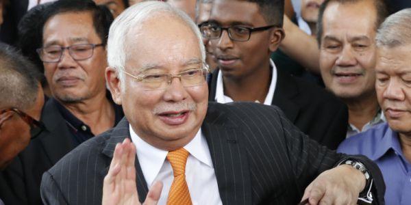 Μαλαισία: Ο πρώην πρωθυπουργός Νατζίμπ καταδικάστηκε σε 12ετή κάθειρξη