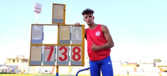 Δις πρωταθλητής Ελλάδας ο Καραλής