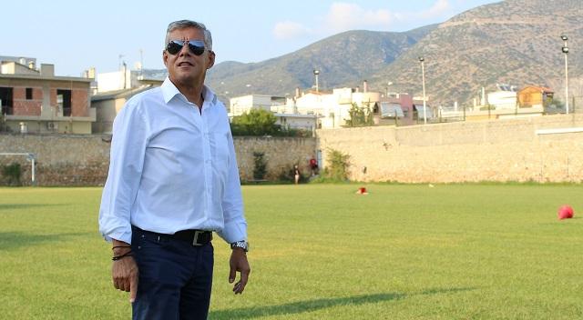 Νέες εργασίες 150.000€ στο γήπεδο «Παντελής Μαγουλάς»