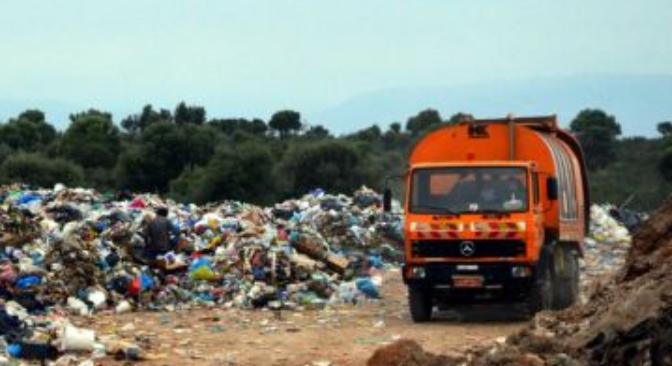 Κλείνουν όλες οι χωματερές σε Κυκλάδες & Δωδεκάνησα έως το 2022
