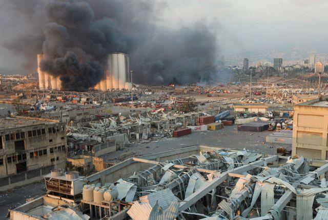 Πρόεδρος Ελληνικής Κοινότητας Βηρυτού: Έχει καταστραφεί όλη η πόλη