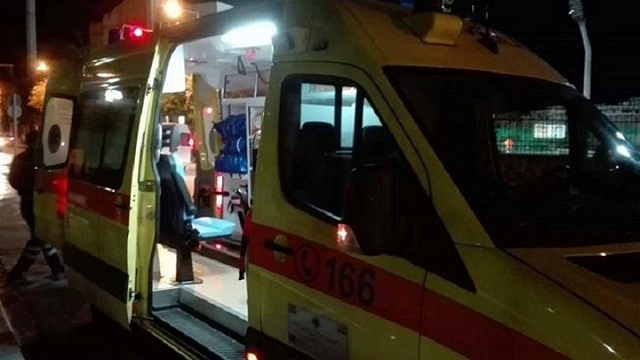 Τραυματίστηκε 29χρονος δικυκλιστής σε τροχαίο στην Ε.Ο. Καρδίτσας – Λάρισας