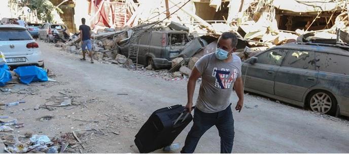 Βηρυτός: Στους 5 οι Έλληνες τραυματίες, οι δύο σε σοβαρή κατάσταση -Μία νεκρή